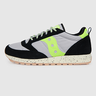 SAUCONY JAZZ ORIGINAL BLACK/SLIME