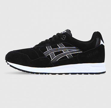 ASICS GEL SAGA BLACK/WHITE