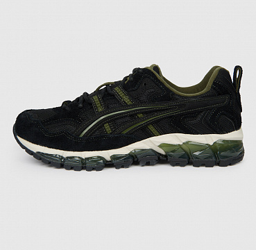 ASICS GEL-NANDI 360 BLACK/SMOG GREEN