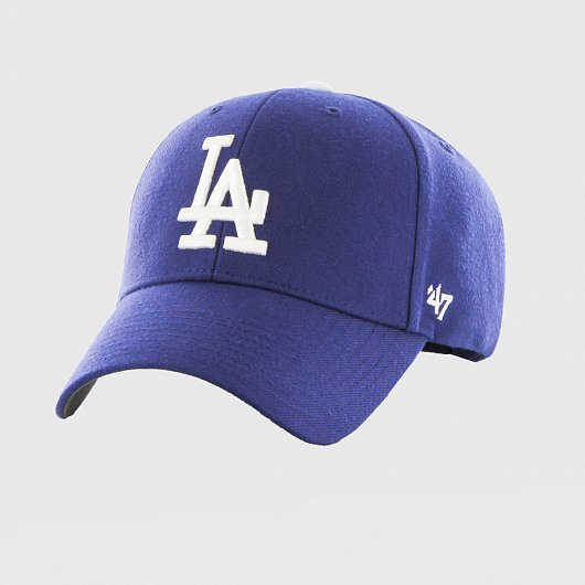 Бейсболка '47 BRAND MVP LOS ANGELES DODGERS ROYAL Синий