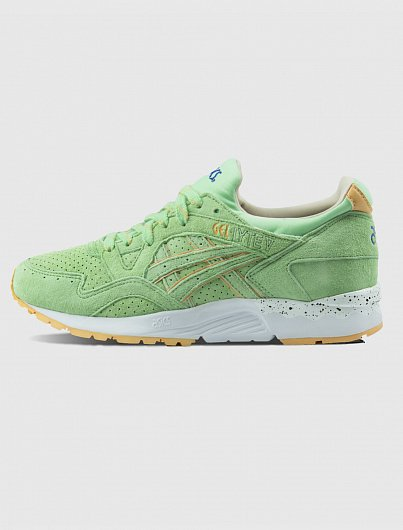 Кроссовки ASICS GEL-Lyte V APRIL SHOWERS light mint H62UK-7676
