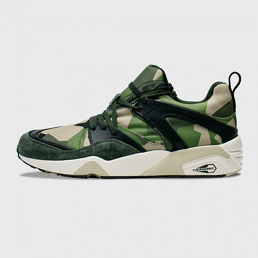 Кроссовки PUMA Bog x Sneakersnstuff «Swedish Camo» Pack 36132301