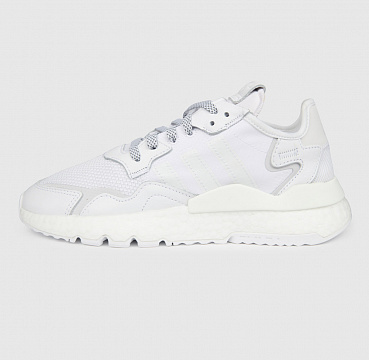 ADIDAS ORIGINALS NITE JOGGER CLOUD WHITE/CLOUD WHITE