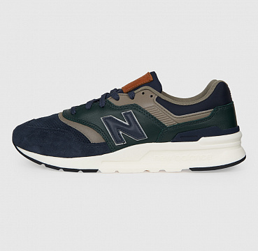 NEW BALANCE CM997HXB/D GREEN/NAVY