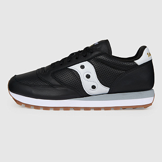 SAUCONY JAZZ ORIGINAL LEATHER BLACK