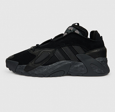 ADIDAS ORIGINALS STREETBALL CORE BLACK/CORE BLACK/GREY SIX