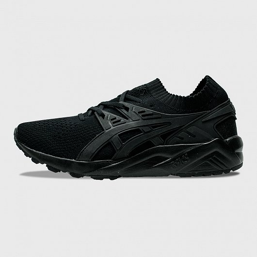 Кроссовки ASICS GEL-Kayano Trainer KNIT BLACK H705N-9090