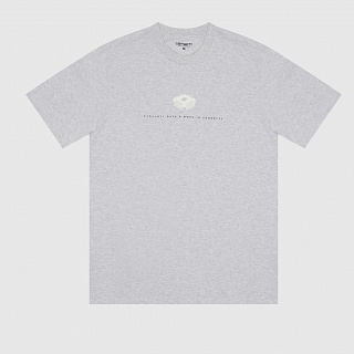 ФУТБОЛКА CARHARTT WIP S/S WIP DATA T-SHIRT